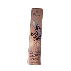 Too Faced Magic Crystal Lip Topper Fairy Tears